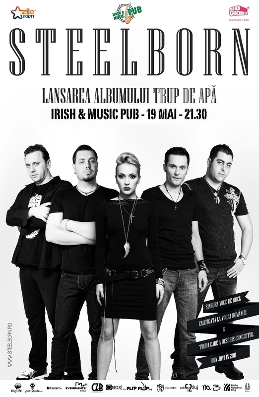 Steelborn_Cluj_Trup_de_apa_Irish_Music
